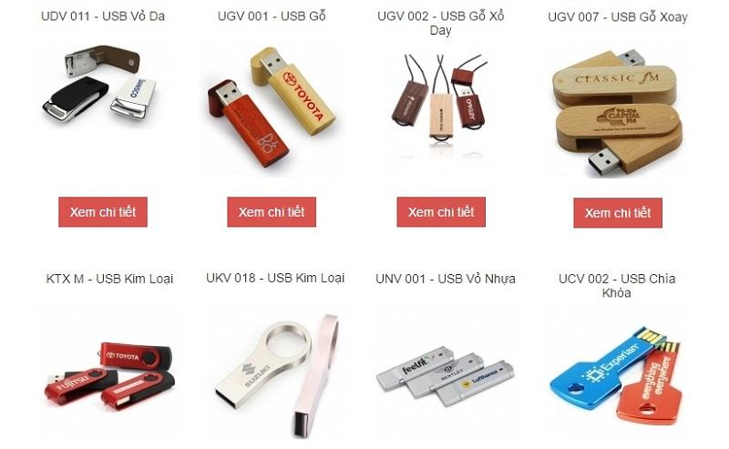 USB in logo, Quà tặng quảng cáo in logo, usb khắc logo, usb dặp logo