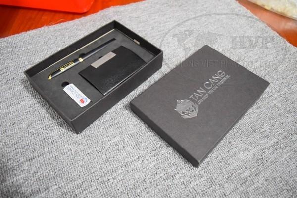 GSV 003 - Giftset USB, Bút, Móc Khóa