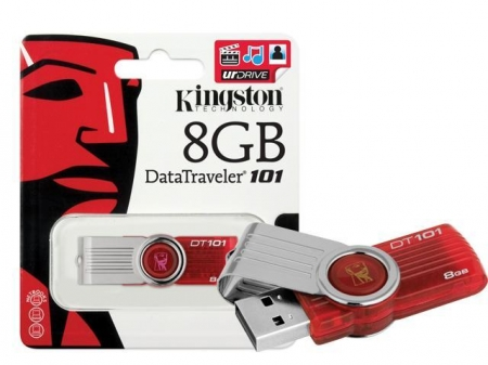 DT101 - USB KINGSTON 8GB