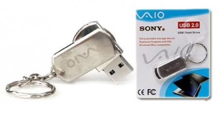 USX 001 - USB SONY VAIO Nắp Xoay 2GB