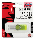 DT101 - USB KINGSTON 2GB