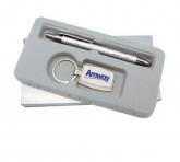 GSV 007 - Bộ Giftset, USB Kim Loại, Bút Kim Loại