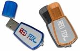 UNV 011 - USB Vỏ Nhựa Nắp Đậy